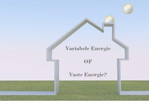 Wanneer kiezen voor variabele stroom en wanneer voor vaste stroom?